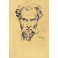 Autoportret Alberta Lipczynskiego.