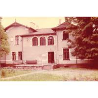 Szkoła Muzyczna, ul. Obrońców Westerplatte, Sopot 1960 r.