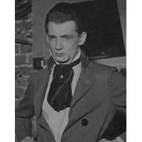 Andrzej Nowiński w Szkole Filmowej, 1958 r.