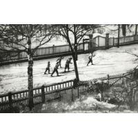 Wyprawa na narty rodziny Szymborskich, Sopot 1947 r