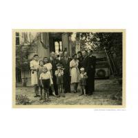 Zjazd rodzinny Szymborskich, Sopot 1946 r.