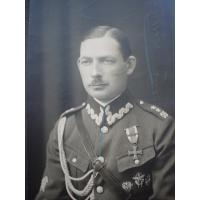 Antoni Minikowski-portret lata 30