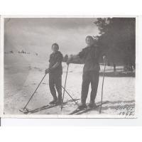JERZY I KRZYSZTOF SACHSE, SOPOT 1955R