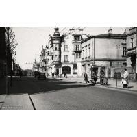 Al. Niepodległośći 791, Sopot 1951 r.