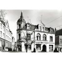 Kamienica przy ul. Bohaterów Monte Cassino 41, Sopot 1970 r.