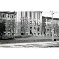 Wyższa Szkoła Handlu Morskiego, Sopot 1951 r.
