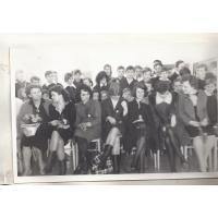 Dzień nauczyciela w SP 1, Sopot 14.10. 1964 r.