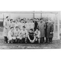 Drużyna piłkarzy Ogniwa, 1962 r.