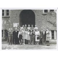 Gimnazjum Ogrodnicze, Sopot 1945 - 1946 r.