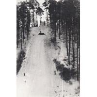 Skocznia narciarska, Sopot, lata 60. XX w.