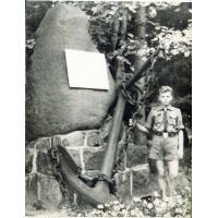 Harry Gawrych, Sopot lata 40. XX w.