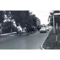 Parada koni, Sopot 22.07.1967 r.