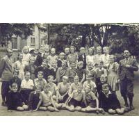 Szkoła Podstawowa nr 4, Sopot 04.1945 r.