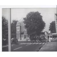 Powóz na ulicach Sopotu, lata 70. XX w.