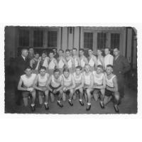 Mecz Gedania vs KZ Tczew, 09.03.1935 r.