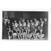 Mecz Gedania vs A.B.C. 1930, 09.03.1934 r.