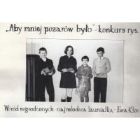 Laureaci konkursu wiedzy o pożarnictwie, Sopot 1968 r.