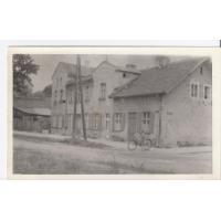 Dom przy ul. Wejherowskiej, Sopot 1958 r.