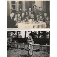 Gwiazka w Dworku Sierakowskich, 1949 lub 1950 r