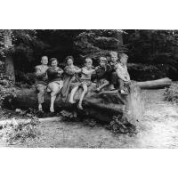 Rodzina Pragertów, Sopot lata 60. XX w.