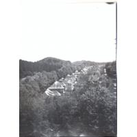 Widok z 23 Marca, Sopot 1969 r.