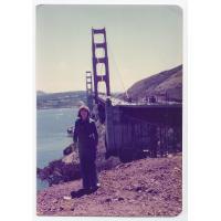 Roswita Stern, San Francisco 1977 r.
