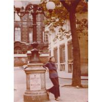 Roswita Stern, Paryż 1971 r.