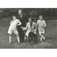 Rodzina Szymborskich, Sopot lata 50. XX w.