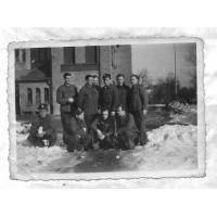 Szkoła Podoficerska w Sopocie, 1951 r.