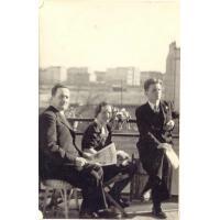 Tadeusz i Bernard Milewscy