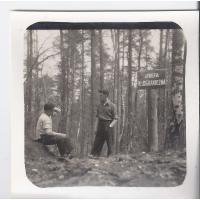 Strefa nadgraniczna, Sopot lata 50. XX w.