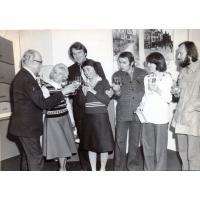 Inauguracja działalności Towarzystwa Przyjaciół Sopotu,  Sopot 1974 r.