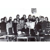 Klub AZS UG, Sopot lata 70. XX w.