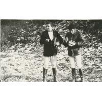 """Największy bukmacher pseudonim""""Wańka"""", właściciel pierwszego konia wyścigowego w Sopocie, lata 70. XX w."""