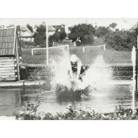 Zawody WKKW cross, lata 70. XX w.