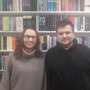 Anna i Szymon Świtajscy