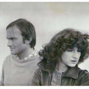 Zygmunt i Jadwiga Okrassa, Sopot 1970 r.